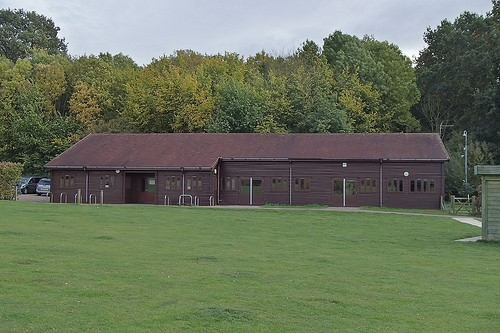 The Countryside Centre at Hinchingbrooke Country Park