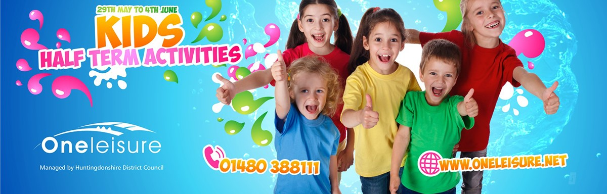 Kids Half Term Activities at One Leisure