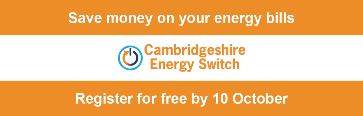 Cambridgeshire Energy Switch