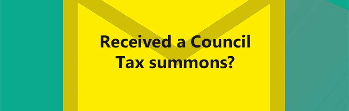 Received a Council Tax Summons?