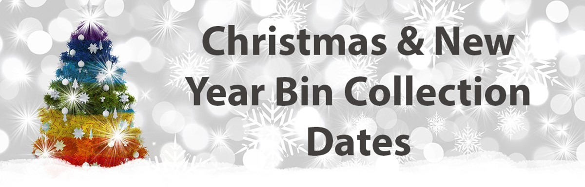 Christmas & New Year Bin Collections
