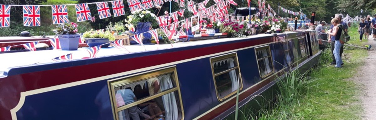 The Inland Waterways Association Festival of Water