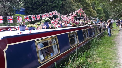 Inland Waterways Association Festival of Water